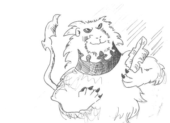 Annex Lion