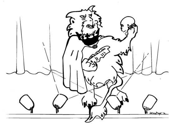 Theater Lion